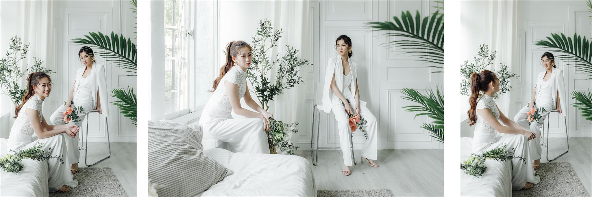 49929555882 45dfd11dd7 o - 【閨蜜婚紗】+Jessy & Tiffany+