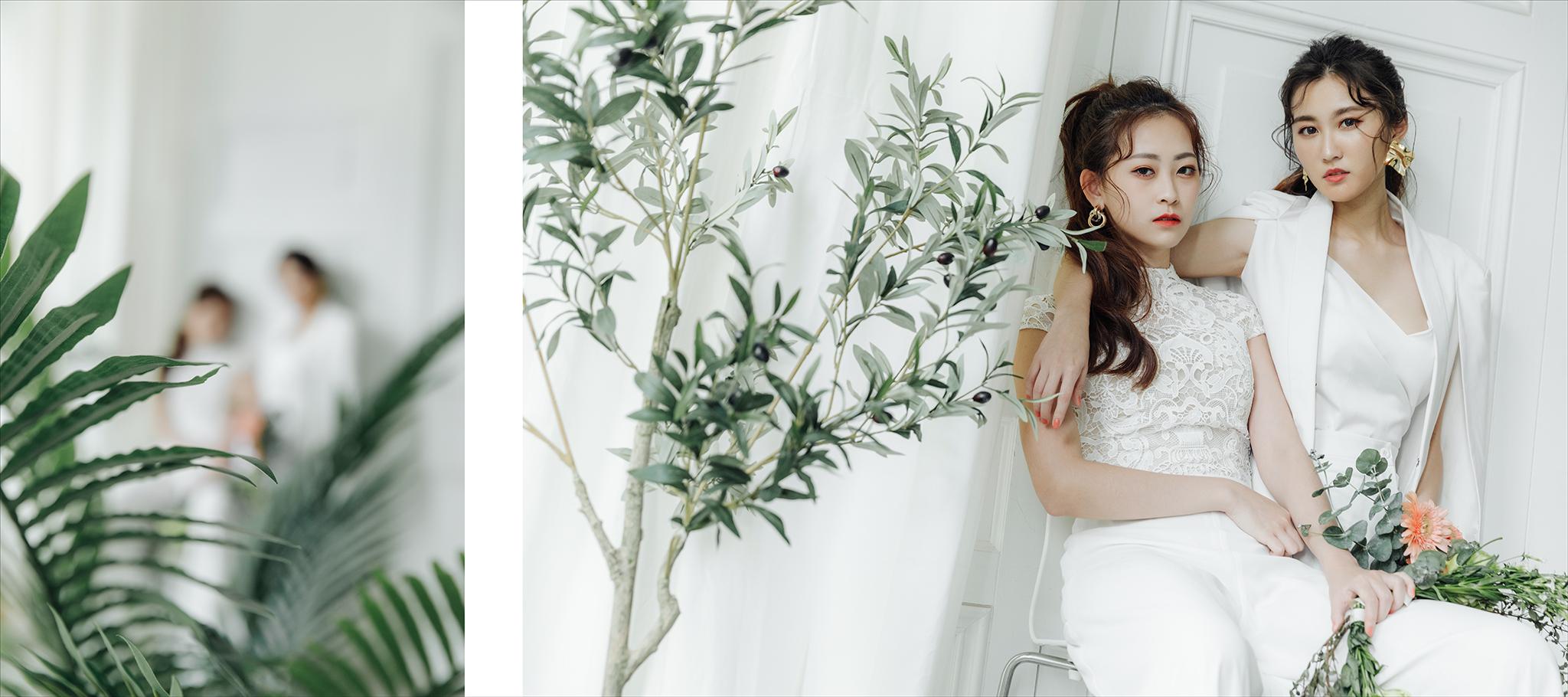 49929555952 b2a63f169e o - 【閨蜜婚紗】+Jessy & Tiffany+