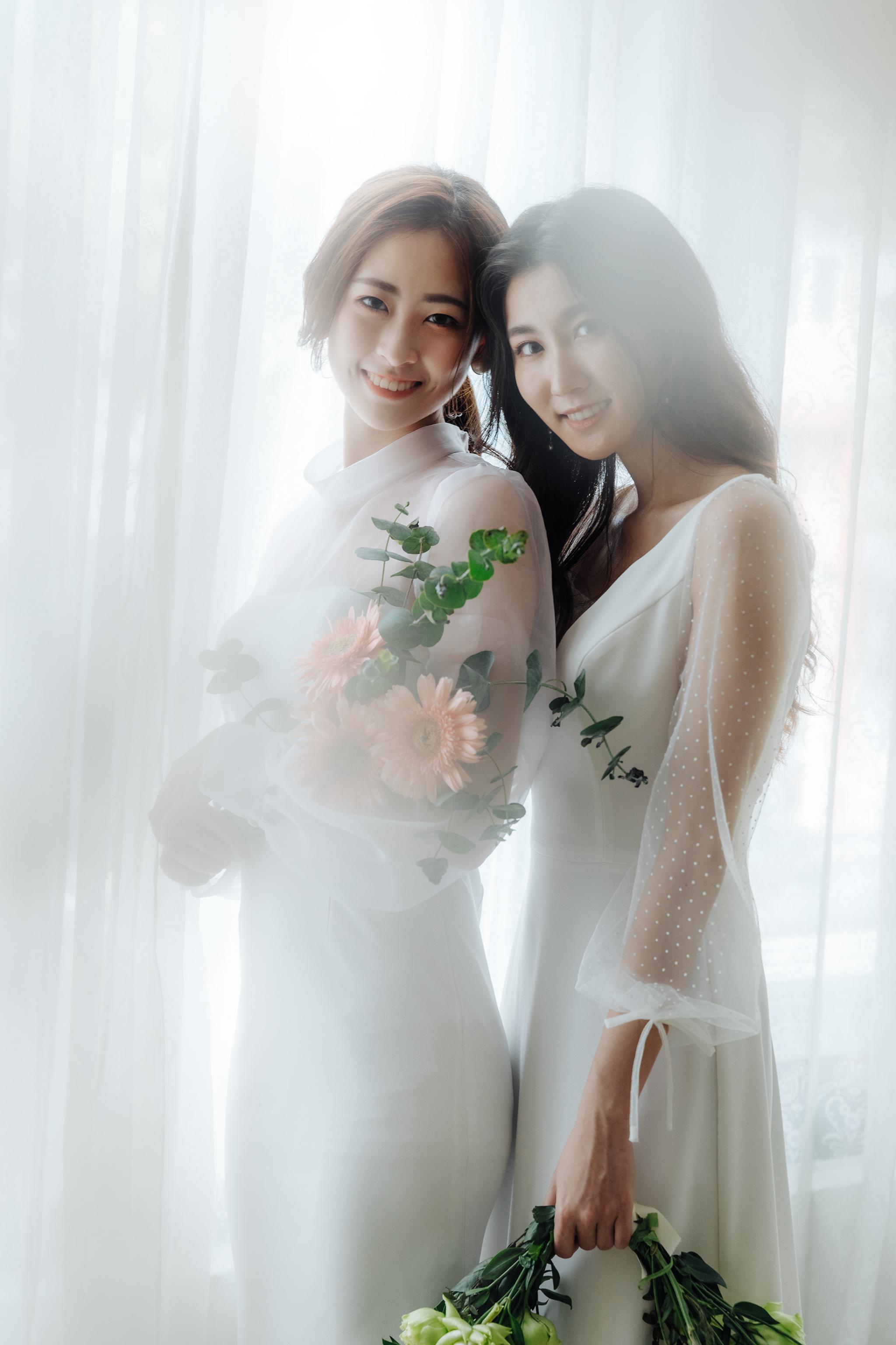 49929557912 da14ac0bee o - 【閨蜜婚紗】+Jessy & Tiffany+