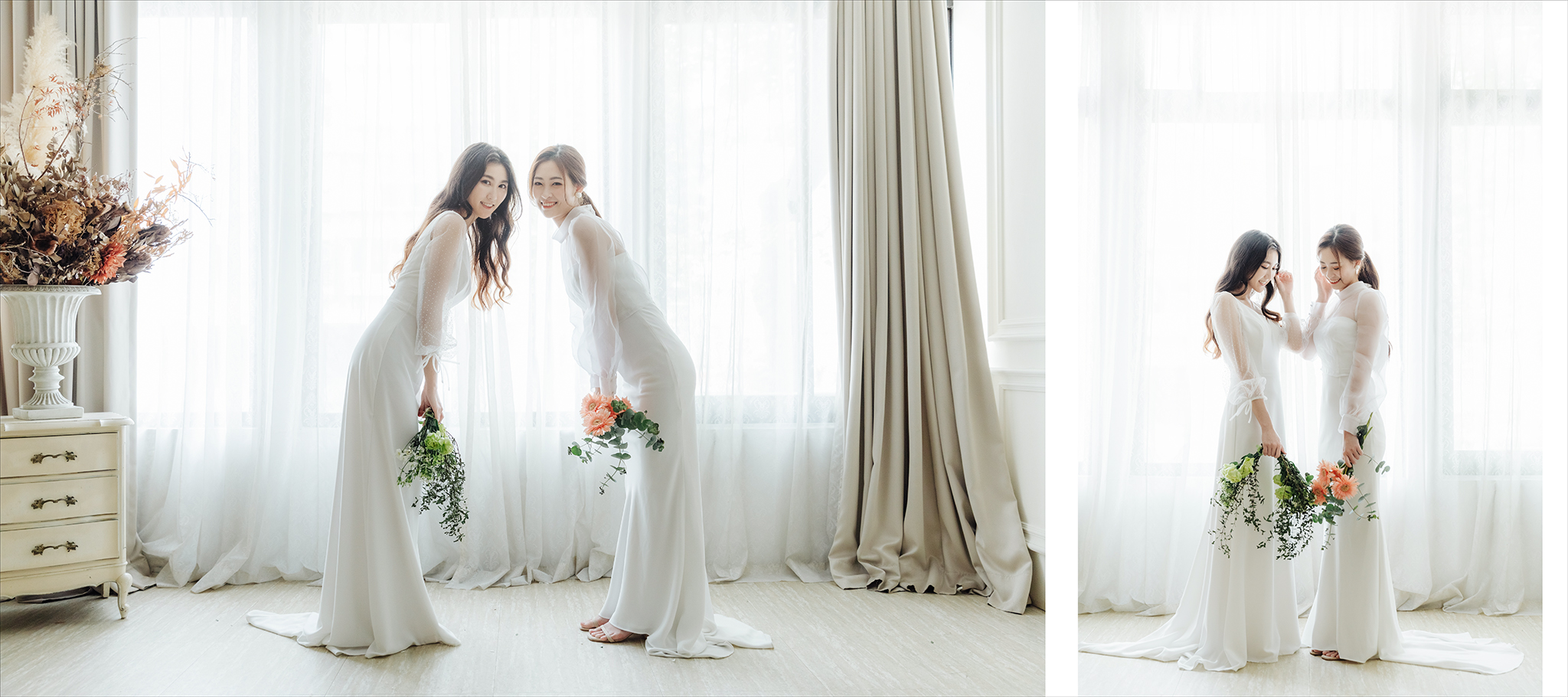 49929558652 94c0b2e3b2 o - 【閨蜜婚紗】+Jessy & Tiffany+