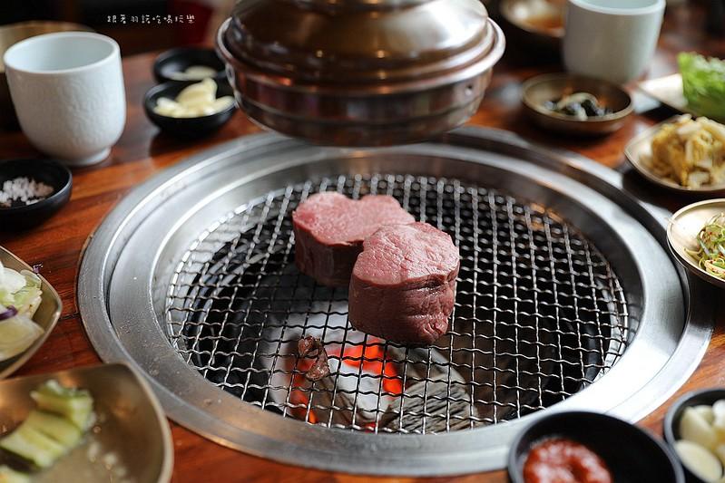 Meat Love 橡木炭火台北信義燒肉韓國烤肉橡木炭火燒肉150
