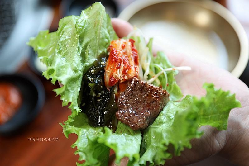 Meat Love 橡木炭火台北信義燒肉韓國烤肉橡木炭火燒肉122
