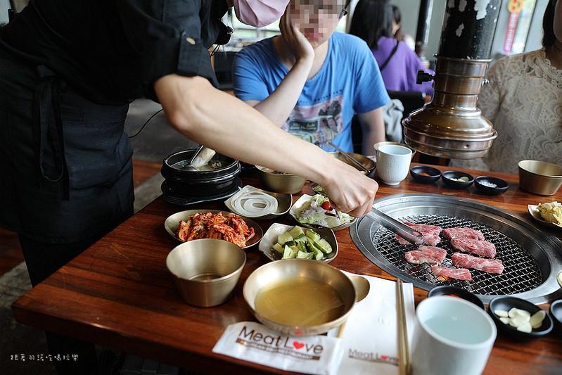 Meat Love 橡木炭火台北信義燒肉韓國烤肉橡木炭火燒肉086