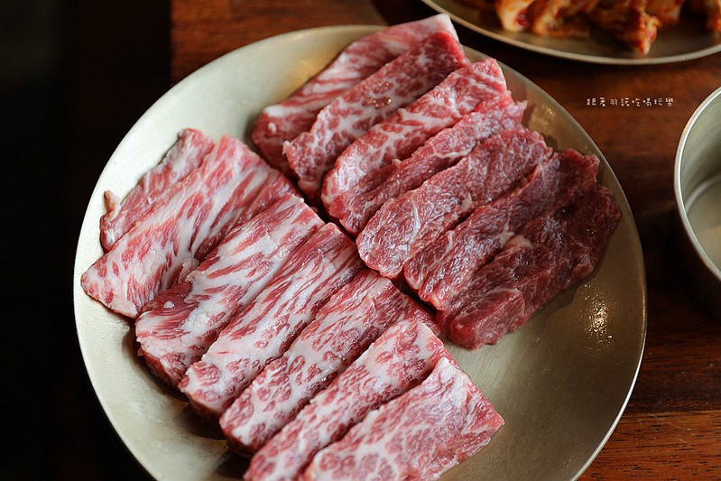 Meat Love 橡木炭火台北信義燒肉韓國烤肉橡木炭火燒肉072