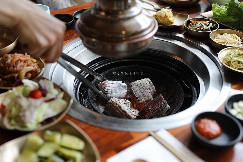 Meat Love 橡木炭火台北信義燒肉韓國烤肉橡木炭火燒肉041