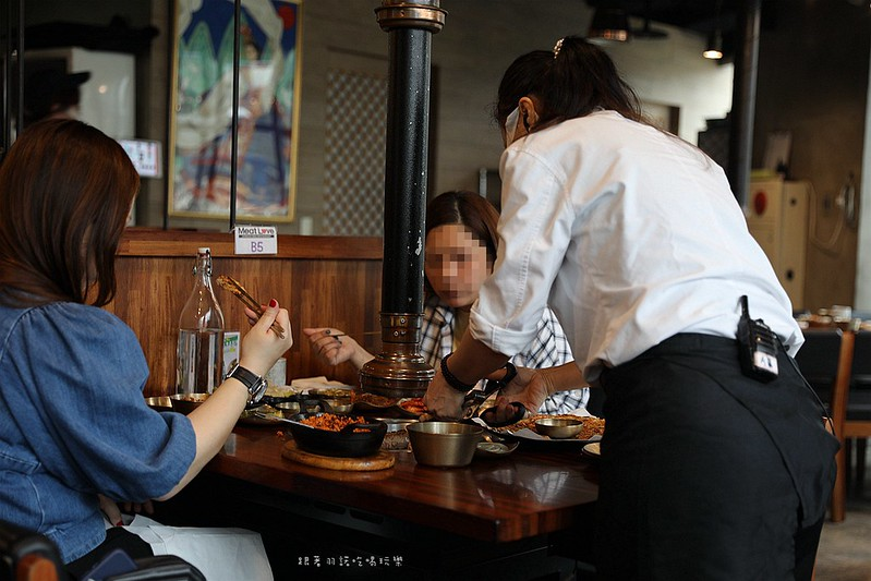 Meat Love 橡木炭火台北信義燒肉韓國烤肉橡木炭火燒肉159