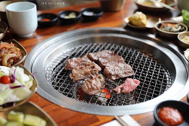 Meat Love 橡木炭火台北信義燒肉韓國烤肉橡木炭火燒肉093