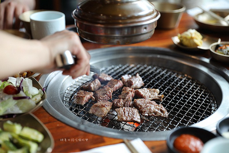 Meat Love 橡木炭火台北信義燒肉韓國烤肉橡木炭火燒肉095