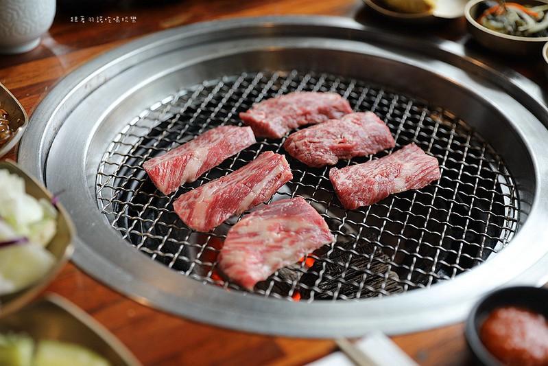 Meat Love 橡木炭火台北信義燒肉韓國烤肉橡木炭火燒肉078