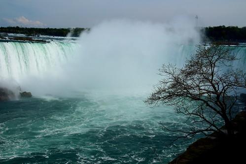 The Falls-Niagara Falls,Ont.,On Saturday,May 23,2020  IMG_0040