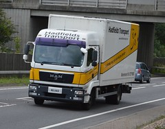 Photo of Hadfields Transport M6 HAD At Welshpool