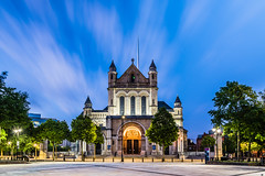 Photo of St Anne's Cathedral, Belfast, Twilight