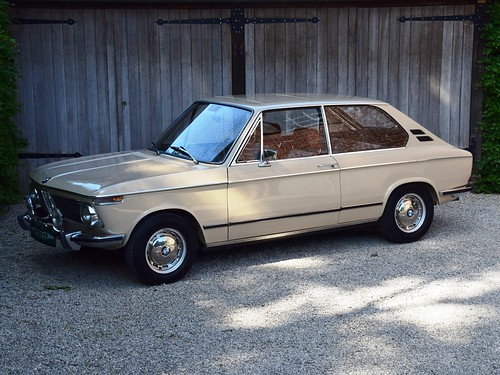 BMW 2000 tii touring (1971)