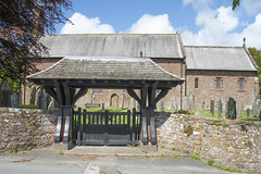 Photo of Parish Church of St Mary, Gosforth, Cumbria.