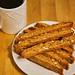 Almond Biscotti and Coffee