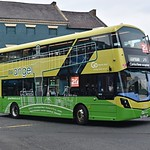Go North East 6317: NK67GMU