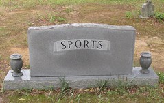Sports Died