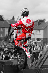 Photo of Stunt Cyclist