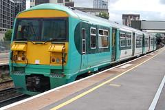 Photo of Southern Class 456 456007 - East Croydon