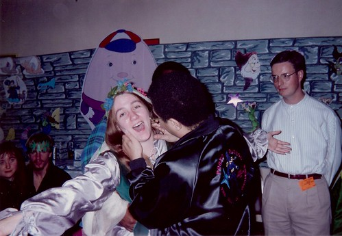 Halloween Sci-Fi Party 1991