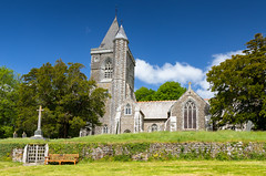 Photo of St Michael Penkevil church, Cornwall