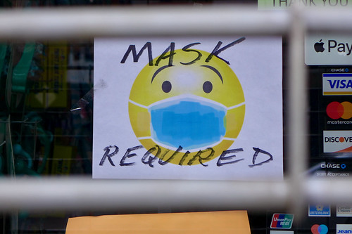 Mask required by pburka, on Flickr