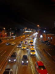 Photo of Leeds City Centre Traffic