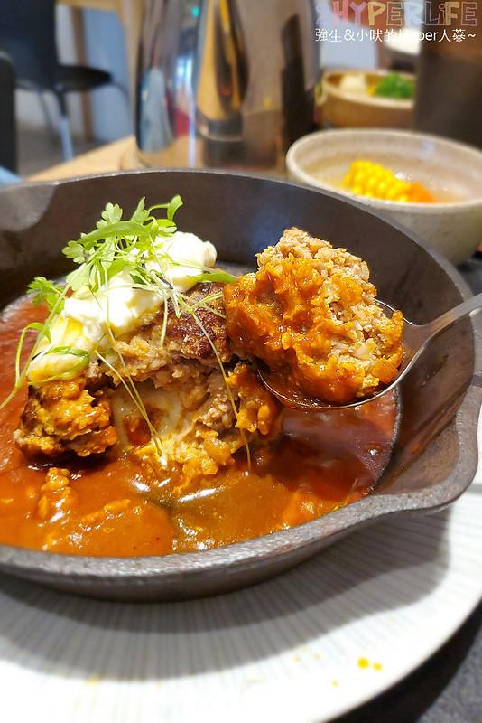 49936327618 0a01d8de85 c - 爆漿牛肉漢堡排吃的出真材實料!味道用心的日式定食,平日經濟午餐價格很實惠喔!