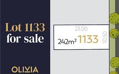 Lot 1133 , Sasha Crescent, Truganina VIC