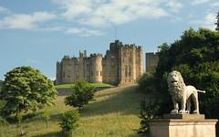 Photo of Alnwick Castle-DSCN5058-001