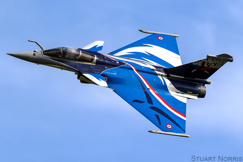 Rafale C 133 / 4-GL - Armée de l'air 2017 Rafale Solo Display