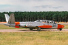 Fouga CM170R Magister 217 Silver Swallows / 1 Support Wing
