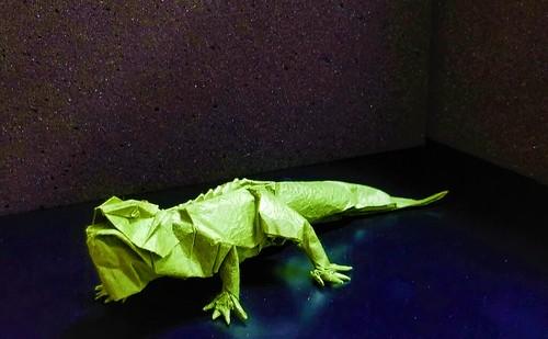 Origami Squirrel (Anh Dao) em 2020 (com imagens) | 309x500