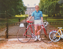 Photo of Cinelli at Haddo Country Park - 1988