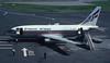 Boeing 737: 20236 G-AWSY 737-204 Britannia Airways Newcastle Airport