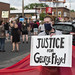 Justice for George Floyd - Protest against police violence