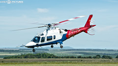 Agusta A109E Power G-ETPJ