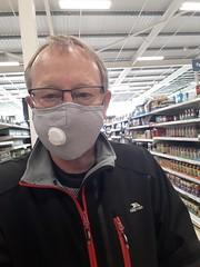 Photo of Tesco shopping during 9th week of lockdown