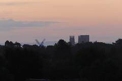 Holgate Windmill & York Minster