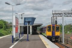 Photo of Silverlink to Euston