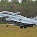 Luftwaffe Eurofighter QRA  30+02  landung)