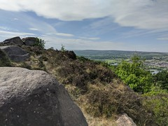 Photo of Otley & The Dales from behind a rock