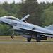 Luftwaffe Eurofighter TaktLwG71  30+87 landung