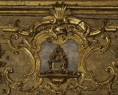 Sacrificial Altar detail