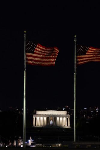 Washington D.C. 25 May 2020  (226) Lincoln Memorial