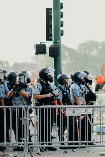 Police Riot, From FlickrPhotos