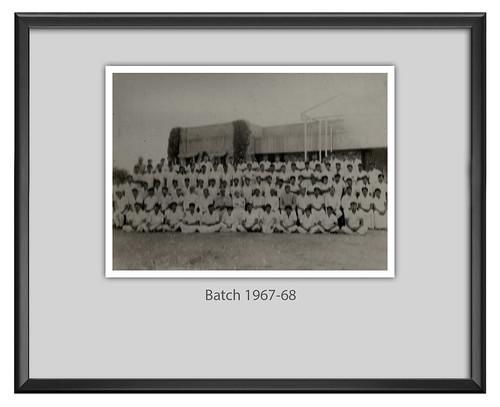 Batch 1967-68 - IARD, Coimbatore
