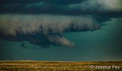 May 24, 2020 - Storms on the northeastern plains. (Jessica Fey)