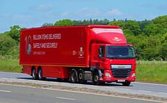 Photo of DAF CF - Royal Mail