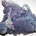 Amethyst & purple chalcedony (Tertiary; Sulawesi, Indonesia) 6
